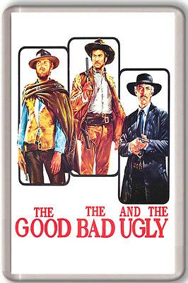 1967 The Good The Bad And The Ugly Fridge Magnet Iman Nevera