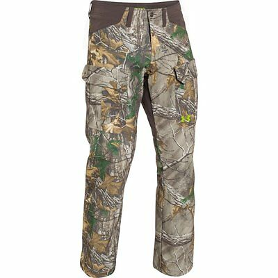 Under Armour Scent Control Camo Field Pant (Realtree Xtra) 1259177-946 Hunting