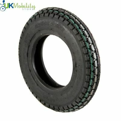 250x6 Black Mobility Scooter Tyre 2.50-6