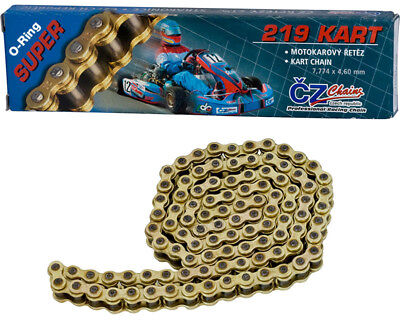 CZ O Ring Chain 116 Link Go Kart Karting Race Racing