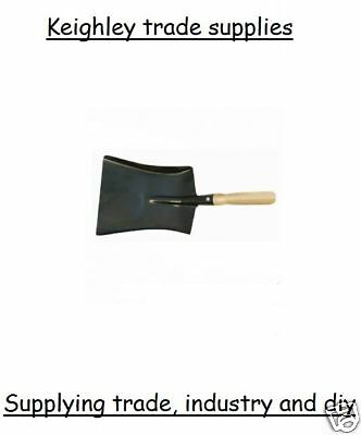 dust pan, hand shovel, spade ideal for ash and coals
