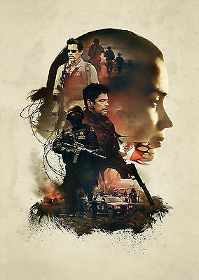 Sicario (2015) - A1/A2 Poster **BUY ANY 2 AND GET 1 FREE OFFER**