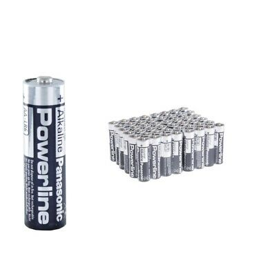 50 Duracell AA Industrial Alkaline Batteries LR6 MN1500 - 5 Boxs of 10