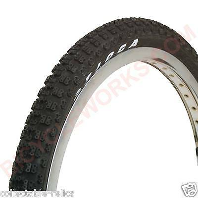 Old School BMX Tioga Comp 3 20 X 1.50 Tyre Black Wall III Genuine Vintage Tire