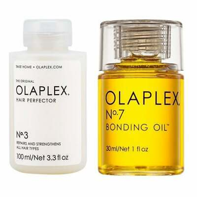 2 X OLAPLEX NO.3 HAIR PERFECTOR 100ml NEW & SEALED 100% AUTHENTIC FREE POST