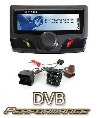 Parrot CK3100 VW Golf 2004 on Bluetooth Handsfree Kit Plus SOT Lead