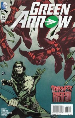 Green Arrow #45 (Dc Comics)