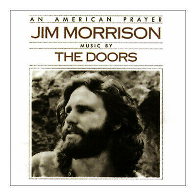 Jim Morrison - An American Prayer - (CD)