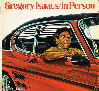 trojan LP : GREGORY ISAACS-in person   (hear)
