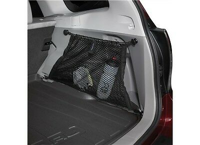 Rear Tunk Side Cargo Net Left Right Pocket Set of 2 for 14-2018 Subaru Forester