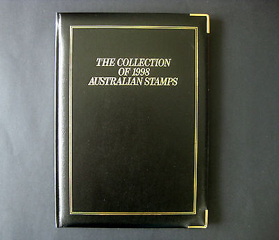 Collection of 1998 Australian Stamps Executive YearBook - NEW as issued by AP