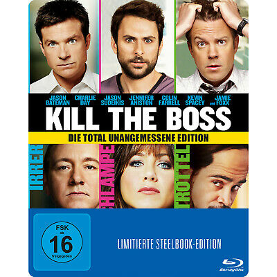 Kill the Boss (Steelbook) - (Blu-ray)