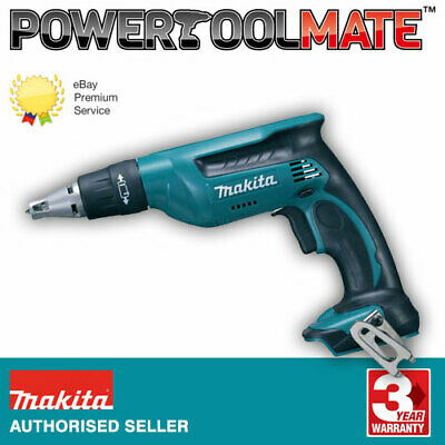 Makita DFS451Z 18V LI-ION Variable Speed Drywall Screwdriver Naked/ Body Only