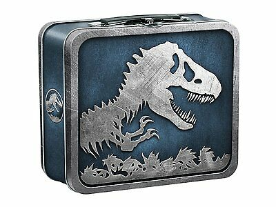 Jurassic Park Collection 01-04  Edizione Steelbook Limitata (4 Blu-Ray)