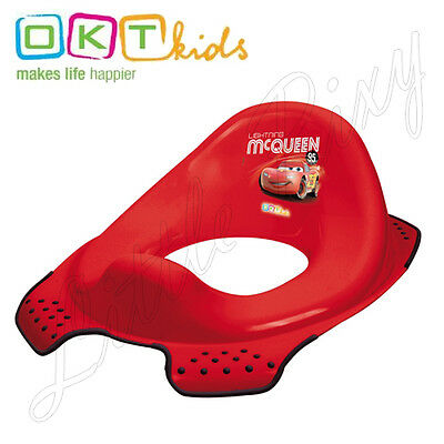 OKT High Quality Baby Child Toilet Training Seat Potty Toddler Disney Pixar Cars