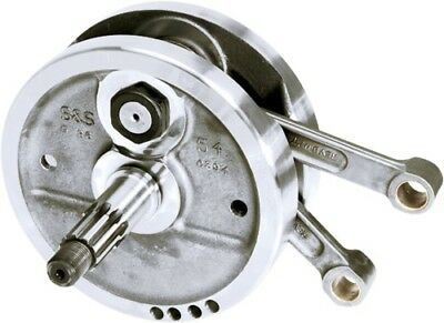 S S Cycle FlyWheel Assembly 4-5/8in 84-99 Harley Big Twin EVO 32-2230 48-3912