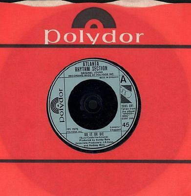"Atlanta Rhythm Section(7"" Vinyl)Do It Or Die / My Song-Polydor-2095 081-VG/Ex"