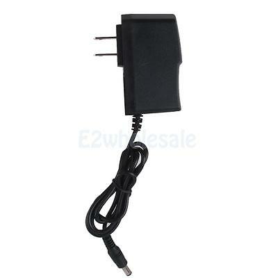 US Plug AC to DC 9V 1A Power Supply Charger Converter Adaptor Adapter 5.5mm