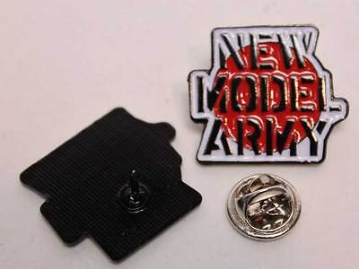 New Model Army Pin (Mba 544)