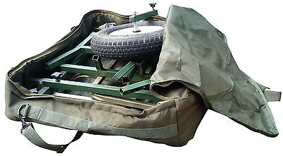 Cyprinus Heavy Duty Carry Bag Case Fits Cyprinus & Prestige Carp Fishing Barrow