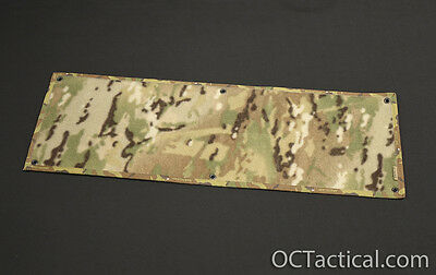 "10"" x 30"" Multicam Morale Patch Panel OC Tactical with VELCRO® brand  Loop"
