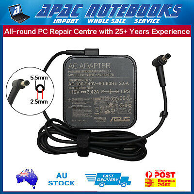 TYPE 1/3 5.5X2.5 Genuine Power AC Adapter Charger for ASUS ADP-65GD B EXA1203YH