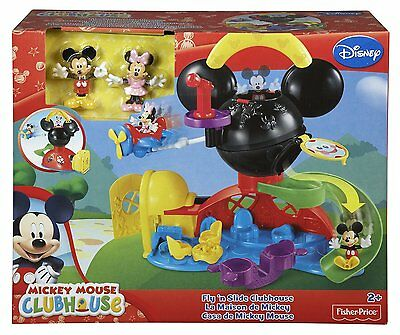 la maison de mickey jouet jeu fisher price. Black Bedroom Furniture Sets. Home Design Ideas