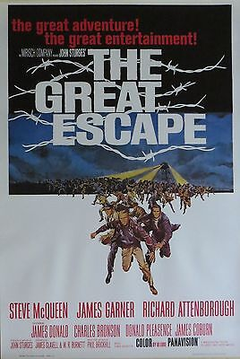 The Great Escape -Movie Sheet  -Licensed POSTER-100cm x 69cm-Brand New