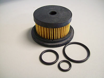 LPGas Lockoff  Filter kit, for AMR Manufacturing GL30 Bowel Lock Off