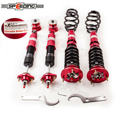 Adjustable Coilover Strut Shock Absorber for BMW E46 3 Series Coupe Saloon Sedan