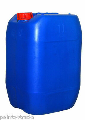 25L LITRES High Quality Pure White Spirit Thinner | Solvent