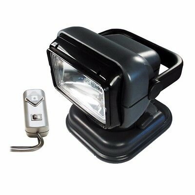 NEW Golight Portable Searchlight w/Wired Remote - Grey 5149