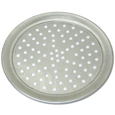 Pizza Tray, Perforated Size 12""