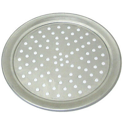 Pizza Tray, Perforated Size 18""