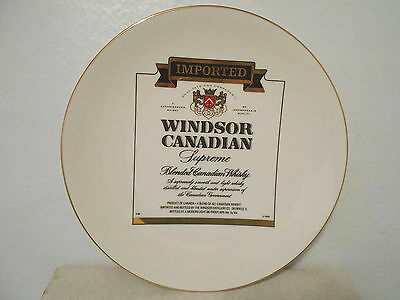 Regal China Windsor Canadian Supreme Collector Plate
