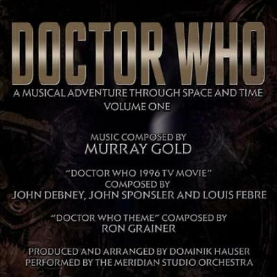 Doctor Who: A Musical Adventure Through Space And Time, Vol. 1 New Cd