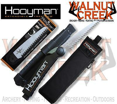 Hooyman 5 Feet Extendable Limb Saw, Case, and Additional Replacement Blade Combo