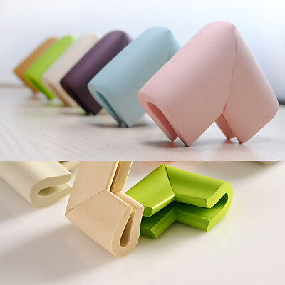4 xBaby Kids Safety Soft Desk Table Corner Edge Cushion Protection New And Hot