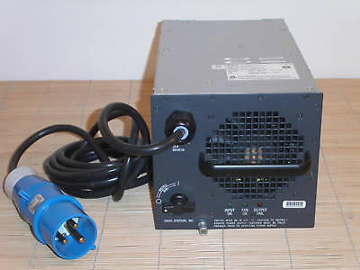 Cisco WS-CAC-4000W-INT 4000 AC Power Supply Netzteil f. Catalyst 6000