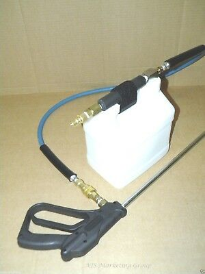 Carpet Cleaning - INLINE Injection SPRAYER