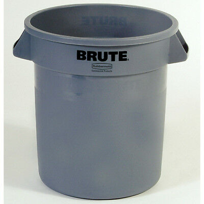 Rubbermaid Round Brute Container 10 Gallon (Lid sold separately - Item #2609)