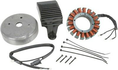CYCLE ELECTRIC ALTERNATOR KIT Fits: Harley-Davidson FLHR Road CE-84T-04