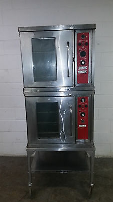 Blodgett Double Stack Convection Ovens CTB-1 208-230 Volt 3 Phase Electric