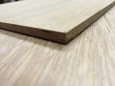 Marine plywood used in wet conditions 600 x 300mm x 6mm Thick