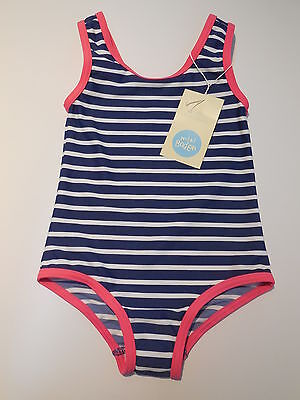 'mini Boden' Baby Toddler Girl Bathers Swimsuit 18M - 2Years Upf 50+