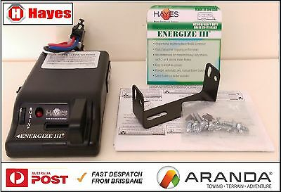 New HAYES Energize 3 Electric Trailer Brake Controller