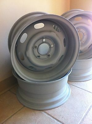 Volvo Classic wheels 7.5 in