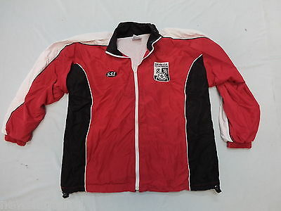 #jj3.  Northern Nsw  Soccer Federation Football Jacket
