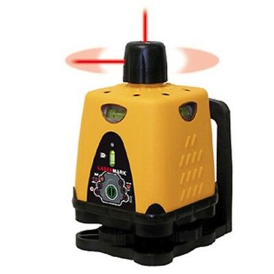 CST/BERGER LM30 WIZARD ROTARY LASER LEVEL & PLUMB, Dual Beam 57-LM30S + CASE