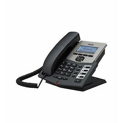 NEW Cortelco Entry Level Ip Phone (2 Sip) 4 Dss Itt-c58p